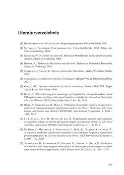 Bild der Seite - 153 - in Ein neues Konzept für die geberlose Regelung von Permanentmagnet-Synchronmaschinen für Hybrid- und Elektrofahrzeuge