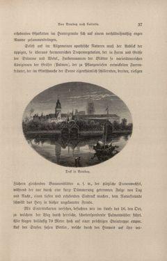 Bild der Seite - 37 - in Im fernen Osten - Reisen des Grafen Bela Szechenyi in Indien, Japan, China, Tibet und Birma in den Jahren 1877 - 1880
