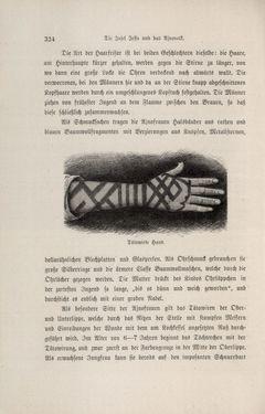 Image of the Page - 324 - in Im fernen Osten - Reisen des Grafen Bela Szechenyi in Indien, Japan, China, Tibet und Birma in den Jahren 1877 - 1880