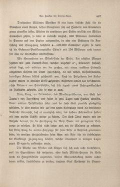 Bild der Seite - 407 - in Im fernen Osten - Reisen des Grafen Bela Szechenyi in Indien, Japan, China, Tibet und Birma in den Jahren 1877 - 1880