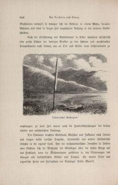 Bild der Seite - 848 - in Im fernen Osten - Reisen des Grafen Bela Szechenyi in Indien, Japan, China, Tibet und Birma in den Jahren 1877 - 1880