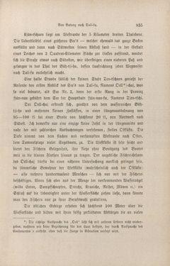 Bild der Seite - 935 - in Im fernen Osten - Reisen des Grafen Bela Szechenyi in Indien, Japan, China, Tibet und Birma in den Jahren 1877 - 1880
