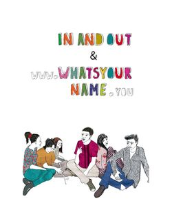 Bild der Seite - 1 - in In and Out & www.whatsyourname.you - Hebrew