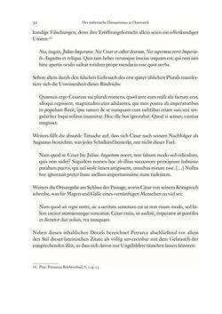Bild der Seite - 32 - in Die italienische Literatur in Österreich - Von den Anfängen bis 1797, Band I