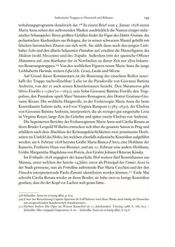 Image of the Page - 149 - in Die italienische Literatur in Österreich - Von den Anfängen bis 1797, Volume I