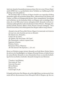 Bild der Seite - 323 - in Die italienische Literatur in Österreich - Von den Anfängen bis 1797, Band I