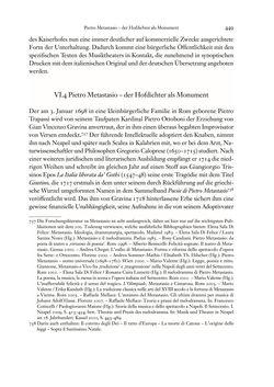 Image of the Page - 449 - in Die italienische Literatur in Österreich - Von den Anfängen bis 1797, Volume I