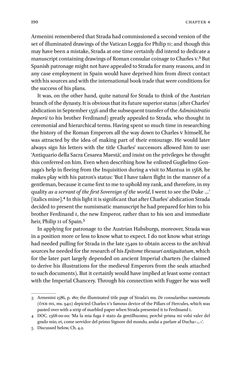 Image of the Page - 190 - in Jacopo Strada and Cultural Patronage at the Imperial Court - The Antique as Innovation, Volume 1