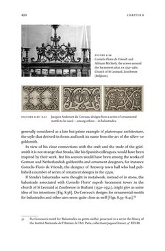 Bild der Seite - 420 - in Jacopo Strada and Cultural Patronage at the Imperial Court - The Antique as Innovation, Band 1