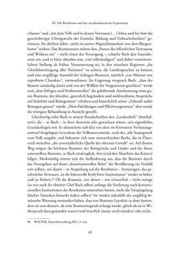 Bild der Seite - 56 - in Josephinische Mandarine - Bürokratie und Beamte in Österreich