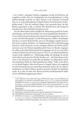 Bild der Seite - 176 - in Josephinische Mandarine - Bürokratie und Beamte in Österreich