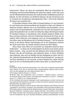 Bild der Seite - 4 - in Sportfunktionäre und jüdische Differenz - Zwischen Anerkennung und Antisemitismus – Wien 1918 bis 1938