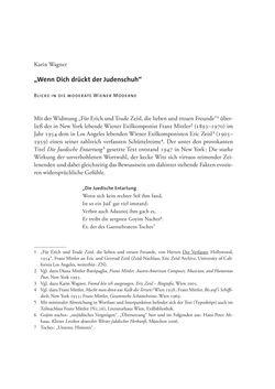 Bild der Seite - 197 - in Wien und die jüdische Erfahrung 1900-1938 - Akkulturation - Antisemitismus - Zionismus
