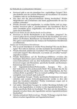 Bild der Seite - 177 - in Wirkungsevaluation mobiler Jugendarbeit - Methodische Zugänge und empirische Ergebnisse