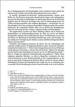 Bild der Seite - 121 - in Die Kirche und die »Kärntner Seele« - Habitus, kulturelles Gedächtnis und katholische Kirche in Kärnten, insbesondere vor 1938
