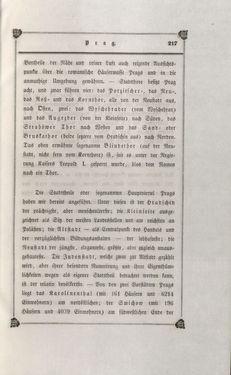 Bild der Seite - 217 - in Das Kaiserthum Österreich - in seinen merkwürdigen Städten, Badeorten, seinen Domen, Kirchen und sonstigen ausgezeichneten Baudenkmälern alter und neuer Zeit, historisch-topographisch dargestellt