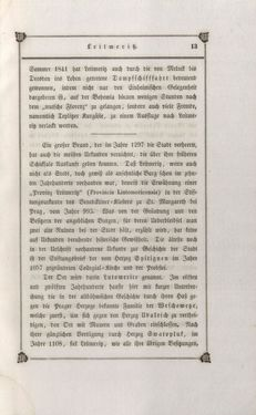 Bild der Seite - 13 - in Das Kaiserthum Österreich - in seinen merkwürdigen Städten, Badeorten, seinen Domen, Kirchen und sonstigen ausgezeichneten Baudenkmälern alter und neuer Zeit, historisch-topographisch dargestellt