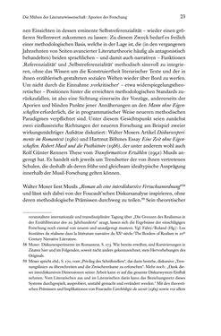 Bild der Seite - 23 - in Kakanien als Gesellschaftskonstruktion - Robert Musils Sozioanalyse des 20. Jahrhunderts