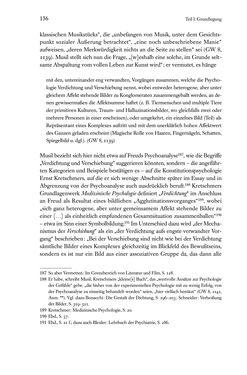 Bild der Seite - 136 - in Kakanien als Gesellschaftskonstruktion - Robert Musils Sozioanalyse des 20. Jahrhunderts