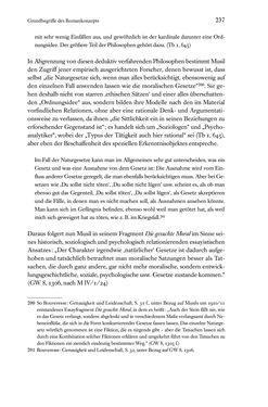 Bild der Seite - 237 - in Kakanien als Gesellschaftskonstruktion - Robert Musils Sozioanalyse des 20. Jahrhunderts