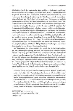 Bild der Seite - 358 - in Kakanien als Gesellschaftskonstruktion - Robert Musils Sozioanalyse des 20. Jahrhunderts