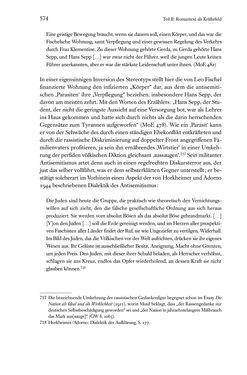 Bild der Seite - 574 - in Kakanien als Gesellschaftskonstruktion - Robert Musils Sozioanalyse des 20. Jahrhunderts