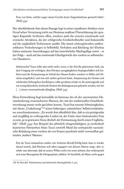 Bild der Seite - 805 - in Kakanien als Gesellschaftskonstruktion - Robert Musils Sozioanalyse des 20. Jahrhunderts