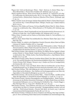 Bild der Seite - 1206 - in Kakanien als Gesellschaftskonstruktion - Robert Musils Sozioanalyse des 20. Jahrhunderts