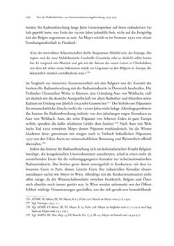 Image of the Page - 130 - in Kerne, Kooperation und Konkurrenz - Kernforschung in Österreich im internationalen Kontext (1900–1950)