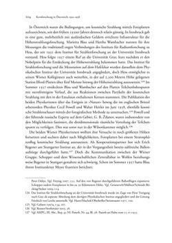 Bild der Seite - 204 - in Kerne, Kooperation und Konkurrenz - Kernforschung in Österreich im internationalen Kontext (1900–1950)