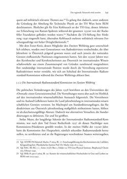 Bild der Seite - 241 - in Kerne, Kooperation und Konkurrenz - Kernforschung in Österreich im internationalen Kontext (1900–1950)