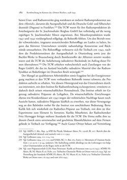 Bild der Seite - 280 - in Kerne, Kooperation und Konkurrenz - Kernforschung in Österreich im internationalen Kontext (1900–1950)