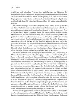 Bild der Seite - 332 - in Kerne, Kooperation und Konkurrenz - Kernforschung in Österreich im internationalen Kontext (1900–1950)