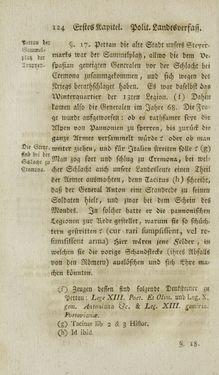 Bild der Seite - 124 - in Staat- und Kirchengeschichte des Herzogthum Steyermarks, Band 1 & 2