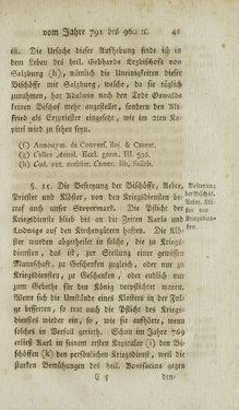 Bild der Seite - 41 - in Staat- und Kirchengeschichte des Herzogthum Steyermarks, Band 1 & 2