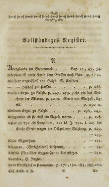 Bild der Seite - (000633) - in Staat- und Kirchengeschichte des Herzogthum Steyermarks, Band 1 & 2
