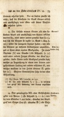 Bild der Seite - 75 - in Staat- und Kirchengeschichte des Herzogthum Steyermarks, Band 3