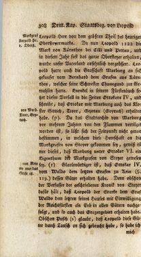 Bild der Seite - 308 - in Staat- und Kirchengeschichte des Herzogthum Steyermarks, Band 3