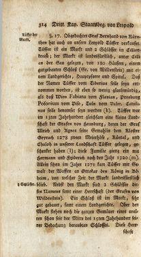Bild der Seite - 314 - in Staat- und Kirchengeschichte des Herzogthum Steyermarks, Band 3