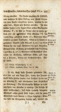 Bild der Seite - 357 - in Staat- und Kirchengeschichte des Herzogthum Steyermarks, Band 3