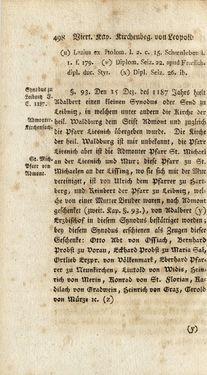 Bild der Seite - 498 - in Staat- und Kirchengeschichte des Herzogthum Steyermarks, Band 3