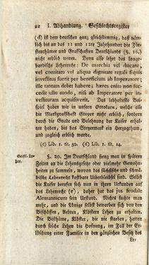 Bild der Seite - 22 - in Staat- und Kirchengeschichte des Herzogthum Steyermarks, Band 4