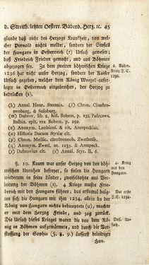 Bild der Seite - 45 - in Staat- und Kirchengeschichte des Herzogthum Steyermarks, Band 4