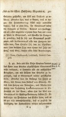 Bild der Seite - 311 - in Staat- und Kirchengeschichte des Herzogthum Steyermarks, Band 4
