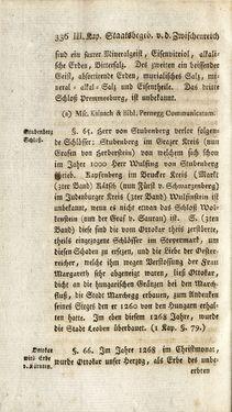 Bild der Seite - 336 - in Staat- und Kirchengeschichte des Herzogthum Steyermarks, Band 4