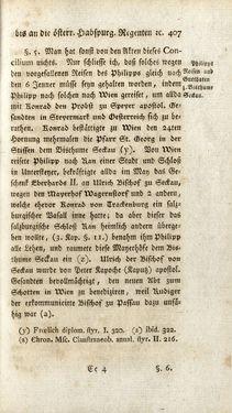 Bild der Seite - 407 - in Staat- und Kirchengeschichte des Herzogthum Steyermarks, Band 4