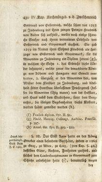 Bild der Seite - 430 - in Staat- und Kirchengeschichte des Herzogthum Steyermarks, Band 4
