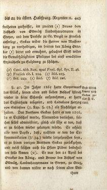 Image of the Page - 445 - in Staat- und Kirchengeschichte des Herzogthum Steyermarks, Volume 4
