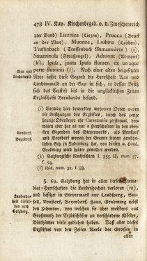 Bild der Seite - 478 - in Staat- und Kirchengeschichte des Herzogthum Steyermarks, Band 4