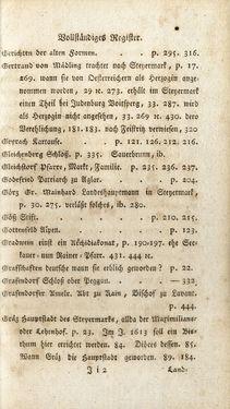 Image of the Page - (000501) - in Staat- und Kirchengeschichte des Herzogthum Steyermarks, Volume 4